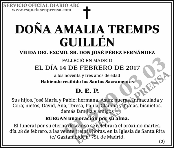 Amalia Tremps Guillén